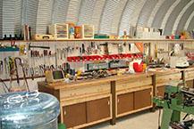 red iron steel metal workshop buildings charlotte nc